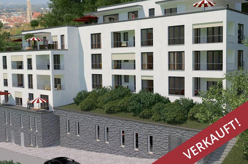 KS 9-11 - Neubau einer Wohnanlage in Landshut