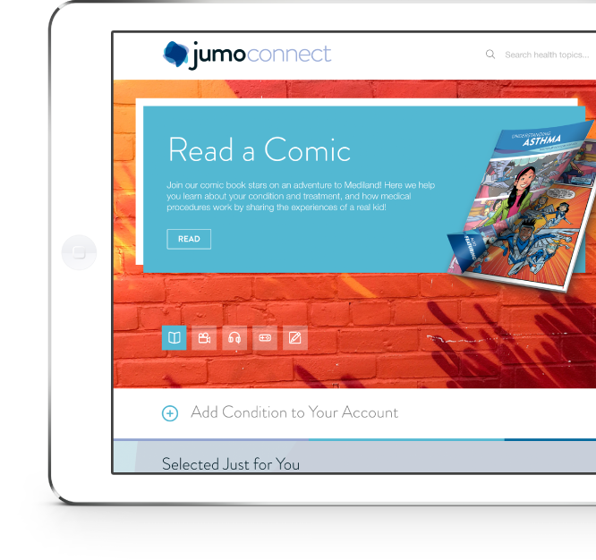 JumoConnect Dashboard