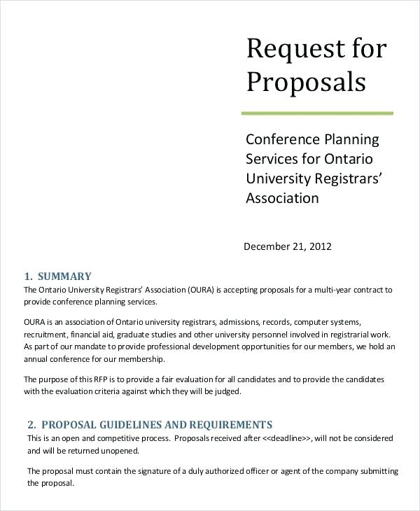 build and download a digital marketing rfp  request for