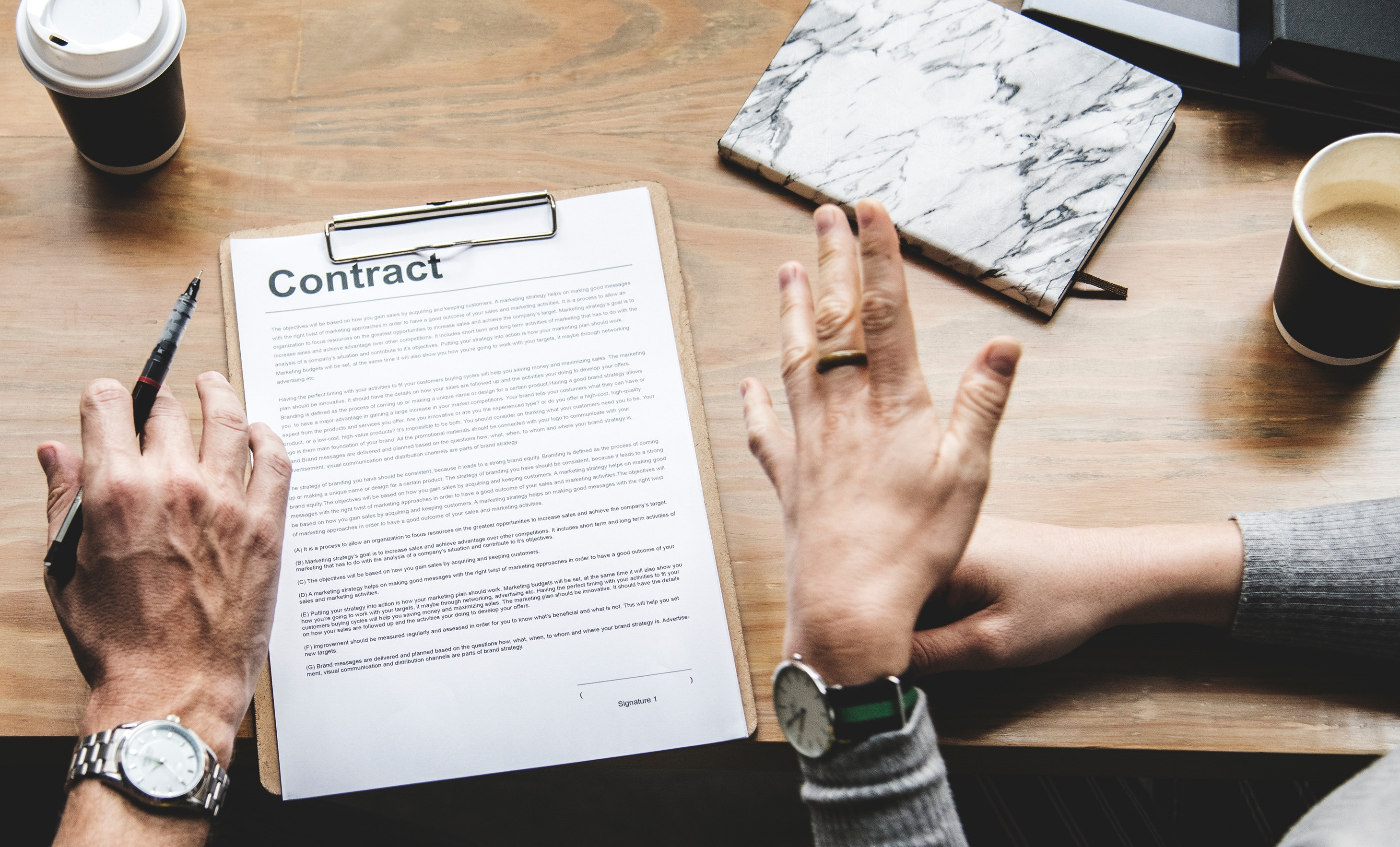 while much of this should have been dealt with when drafting your original freelancer agreement if you have multiple clients terms can vary greatly or you