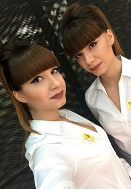 Александра и Дарья