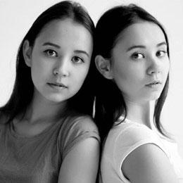 Регина и Ирина