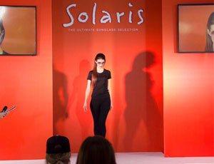 Показ очков Solaris | Линзнмастер