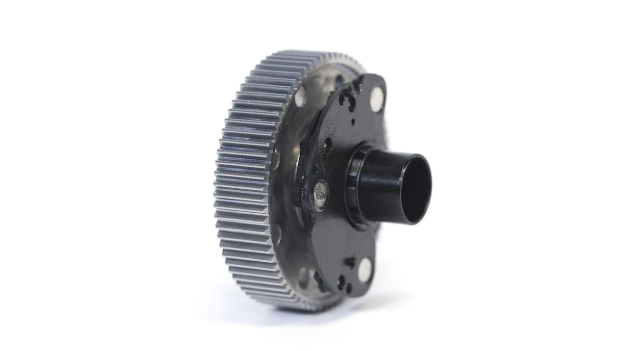 hebi robotics custom machined gear