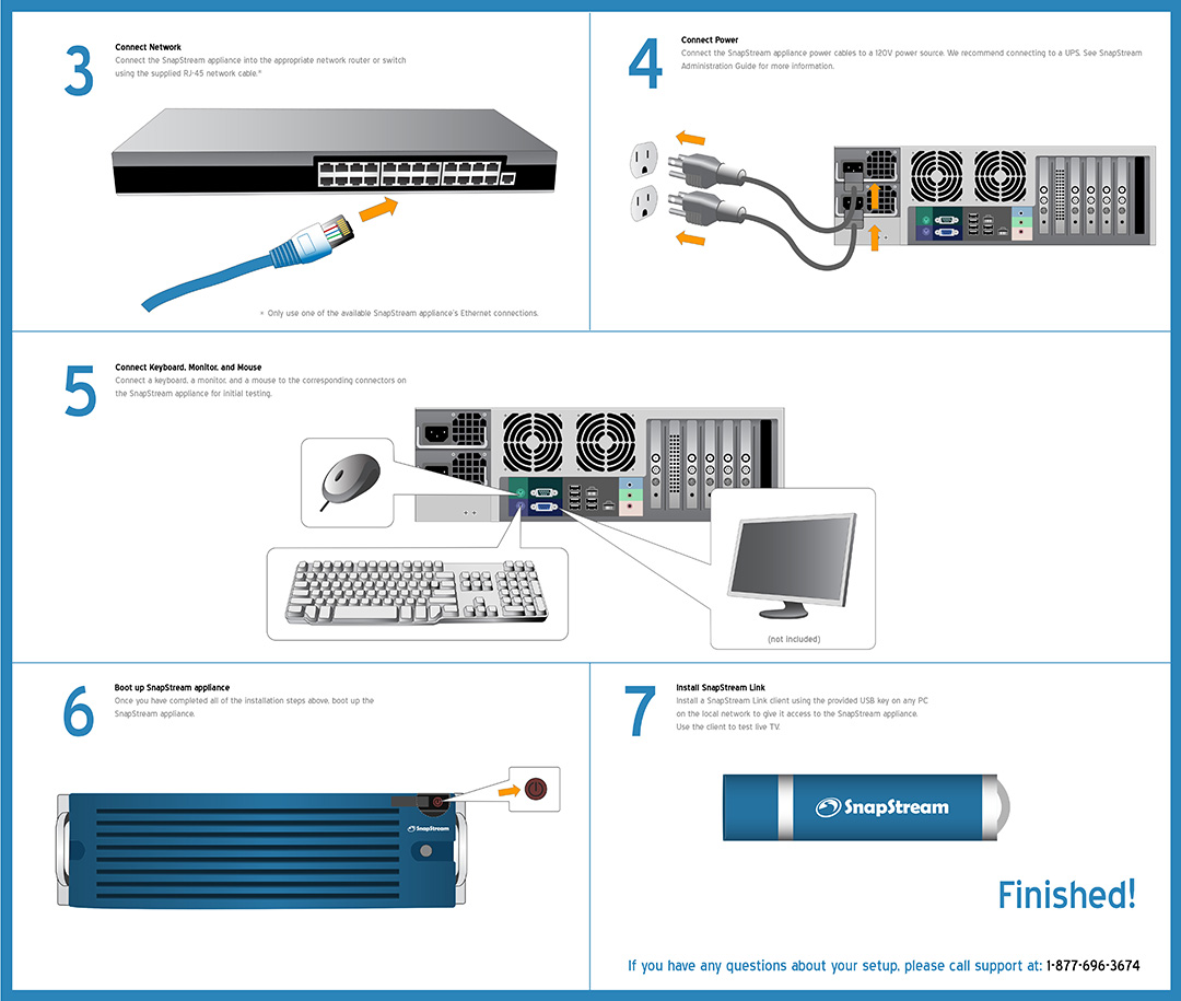 Analog Cable Quick Start Page 2