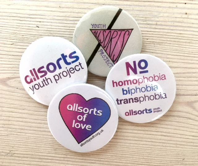 Allsorts Youth Project - Pride