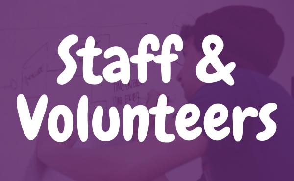 Staff & Volunteers