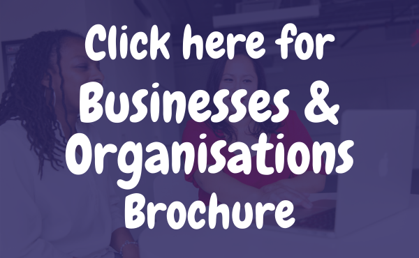 for businesses & organisations