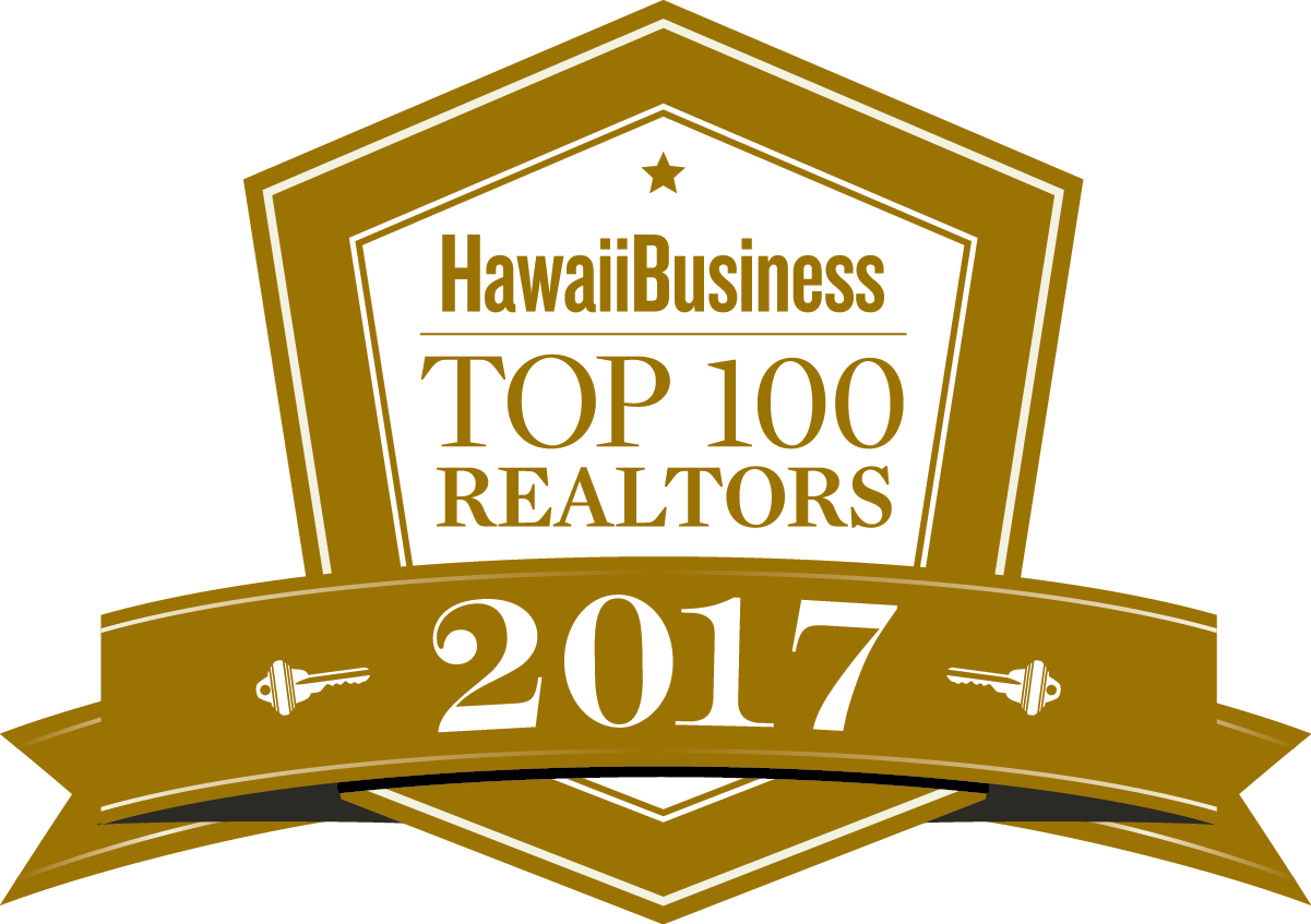 top 100 realtor hawaii