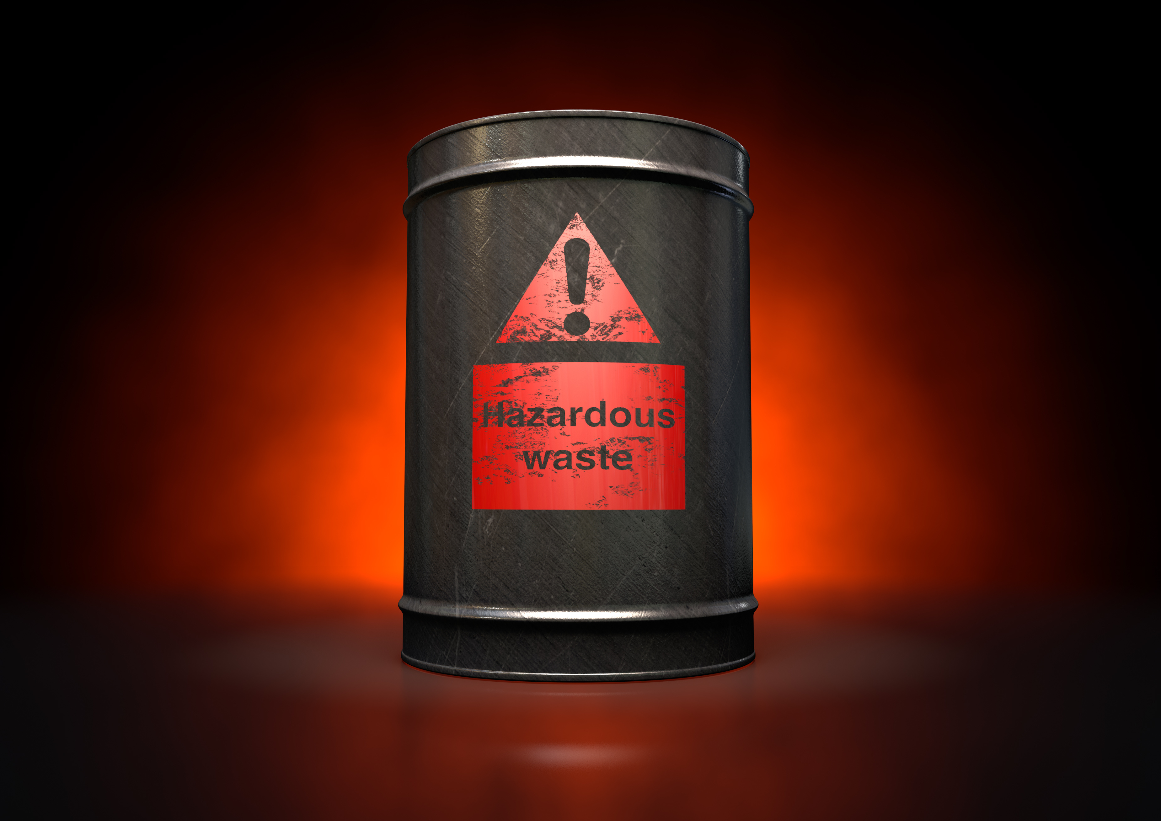 Hazardous Waste Image