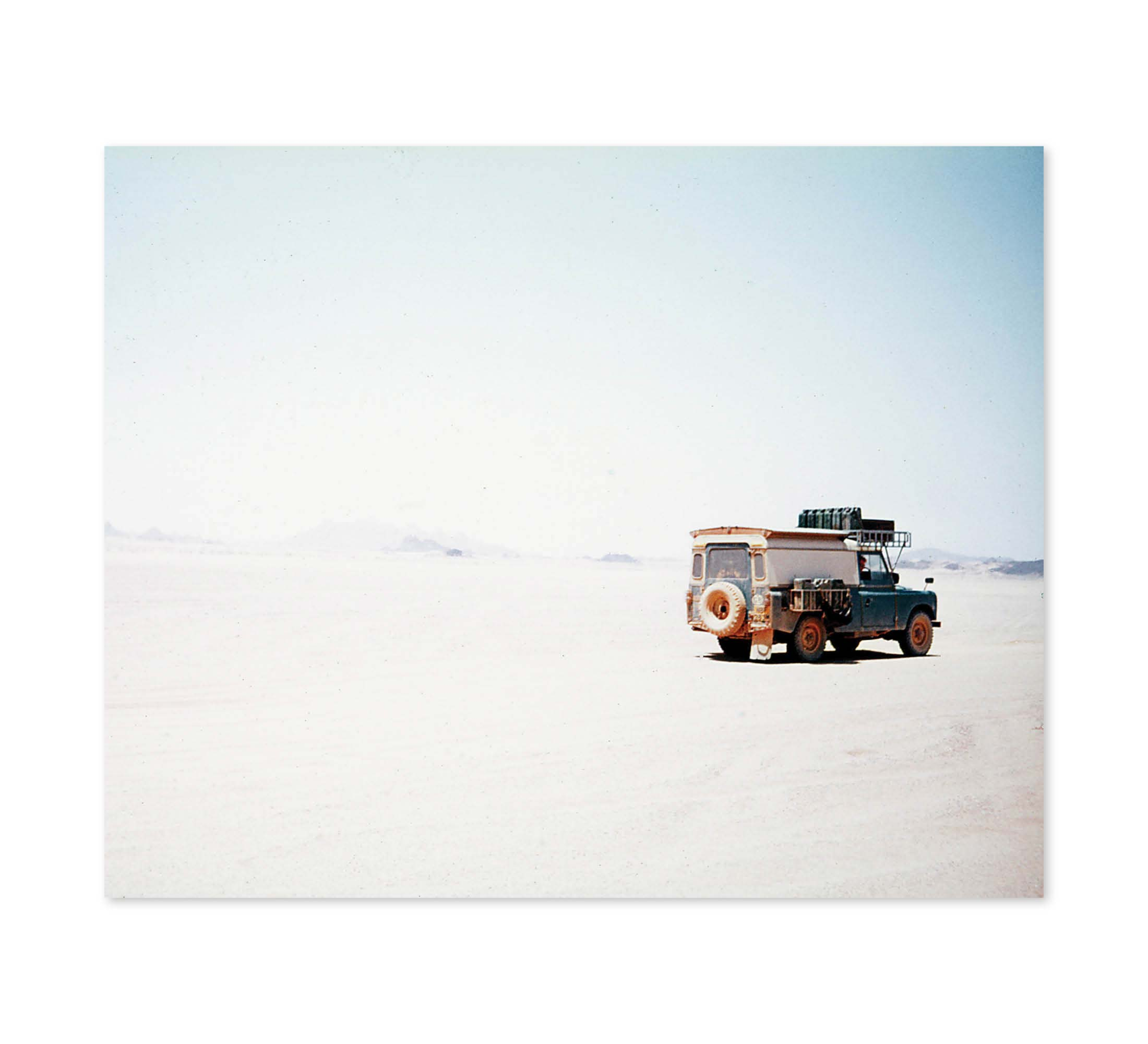 Secluded Sahara Print