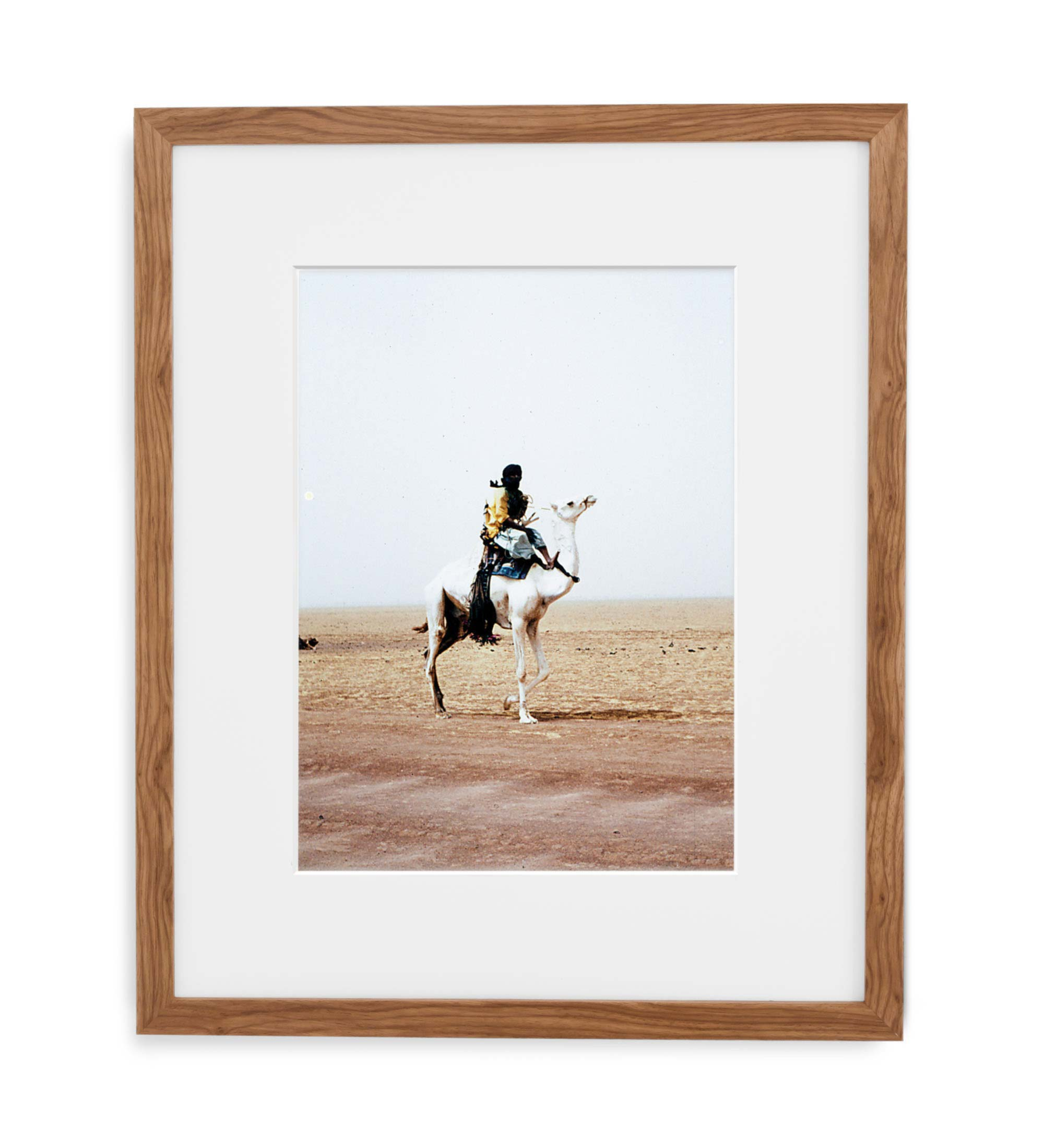 Tuareg Framed Light Wood