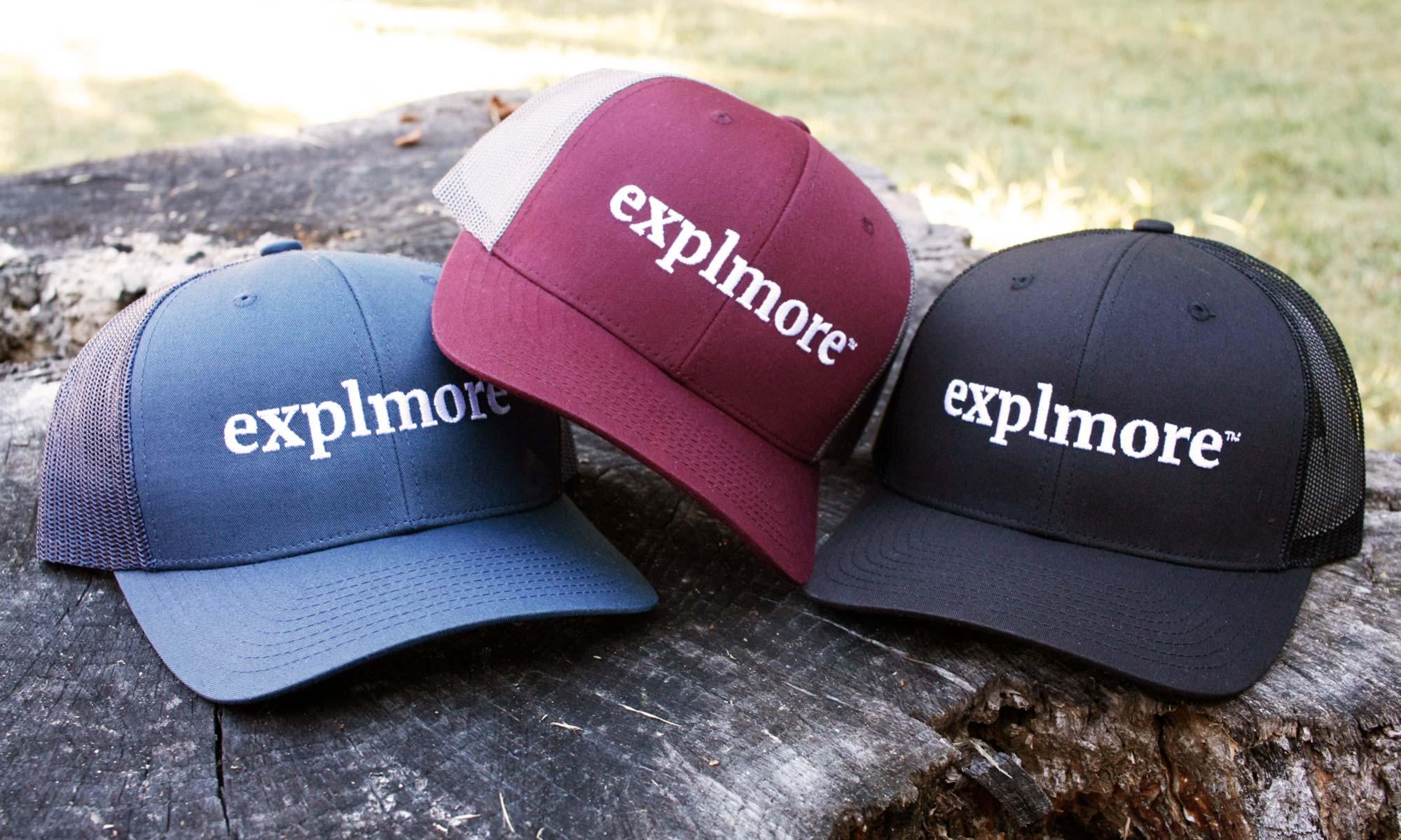 Explorer Caps