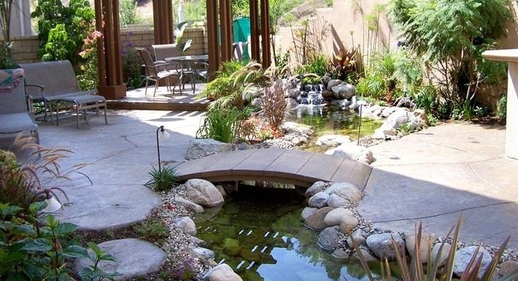 Asian Garden Design in San Antonio