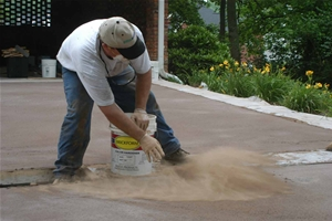 Stamped Concrete Release