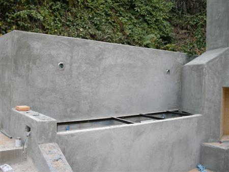 Patio Sidewall Footers