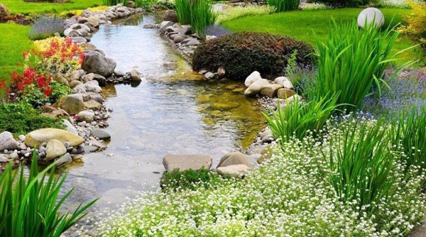 Landscape Streams