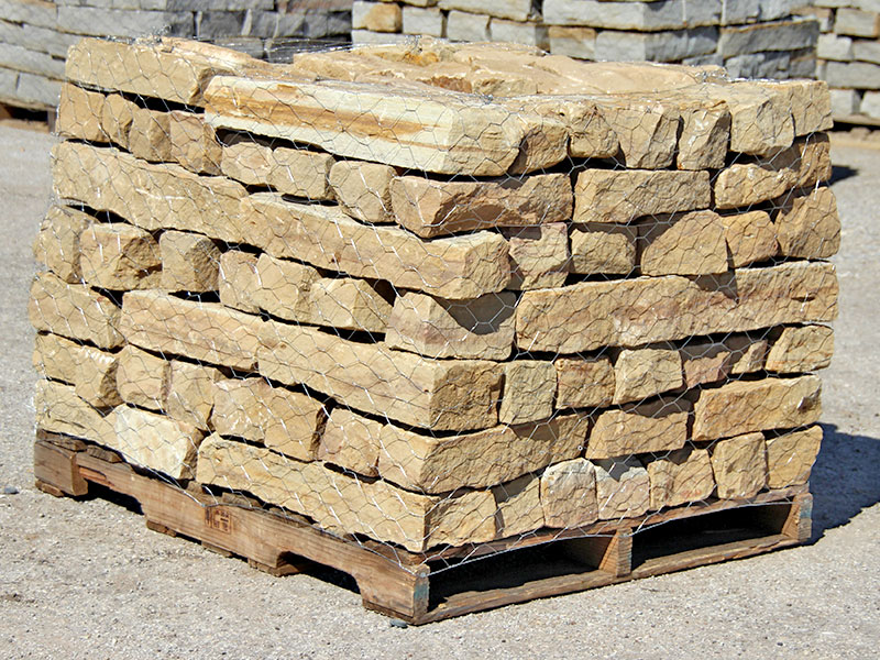 Stone used for Planters & Retaining Walls