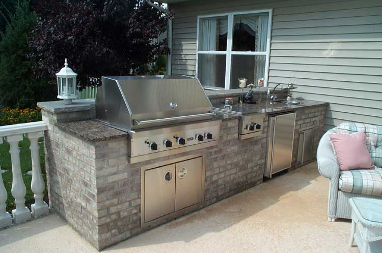 San Antonio Outdoor Kitchens Installation Design