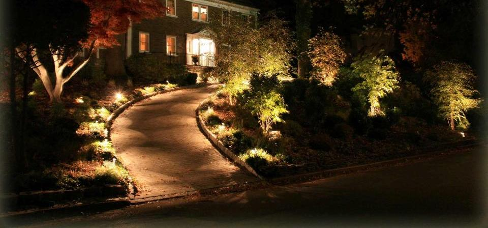 Driveway Lighting in San Antonio