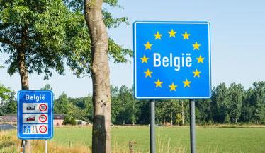 Nederlandse website voor Belgische markt