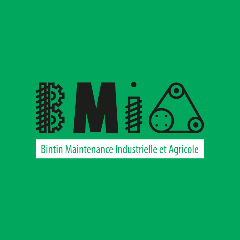 Yobologo Rennes création de logo et identité visuelle pour BMIA entreprise de rennes