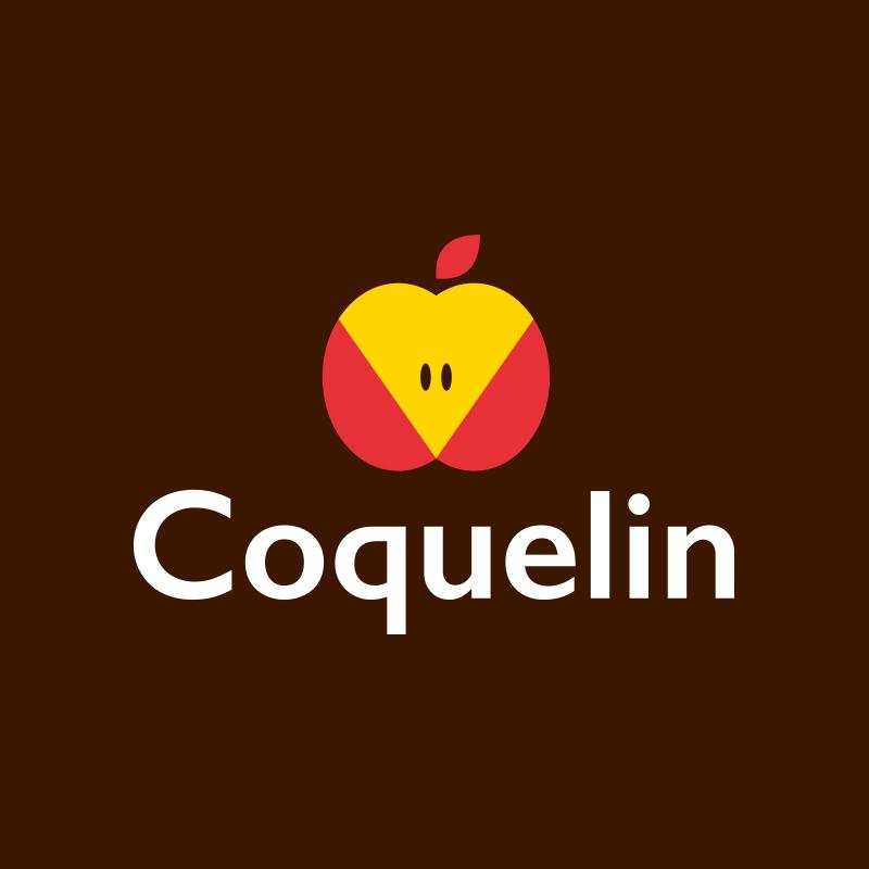 Yobologo Rennes création de logo et identité visuelle pour la societé Coquelin à Rennes