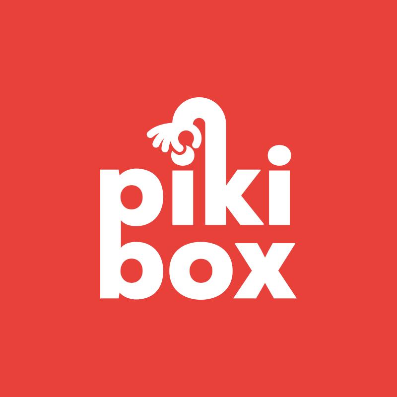 Yobologo Rennes création de logo et identité visuelle pour l'entreprise rennaise Piki Box