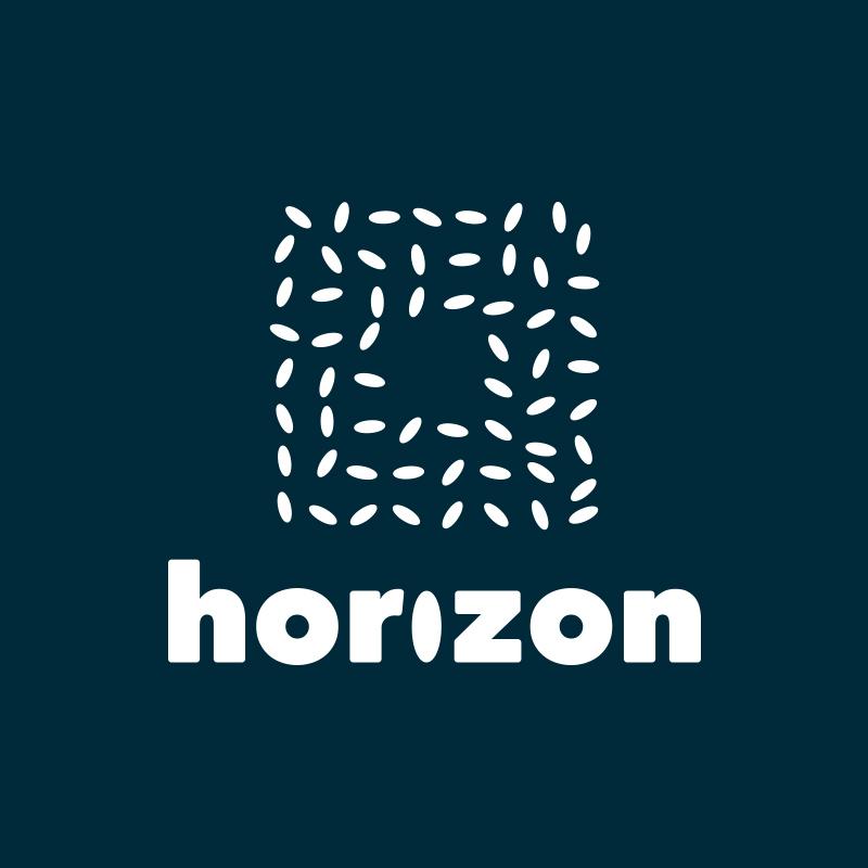 Yobologo Rennes création de logo et identité visuelle pour le restaurant Horizon