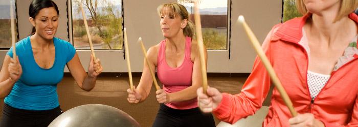 Drum Fitness