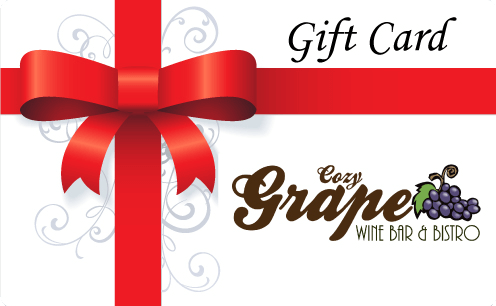 Cozy Grape Gift Card