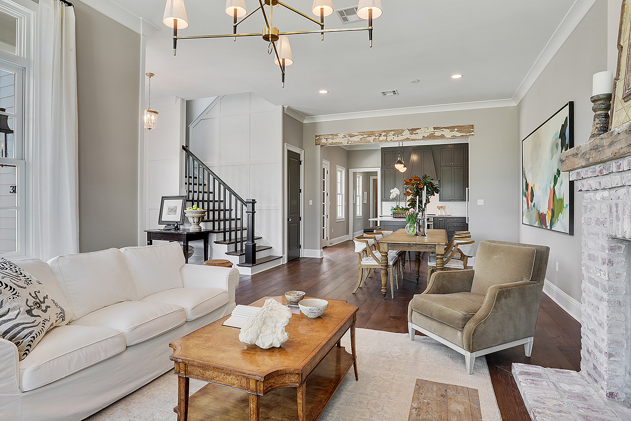 Veranda - Living Room
