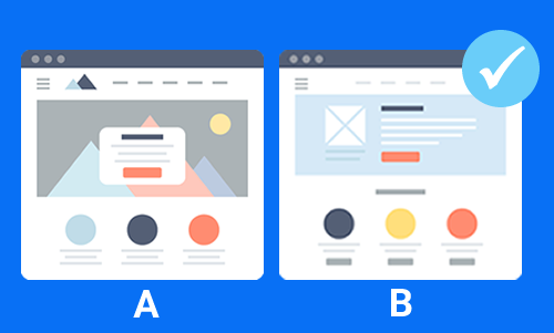 A/B and MVT testing services