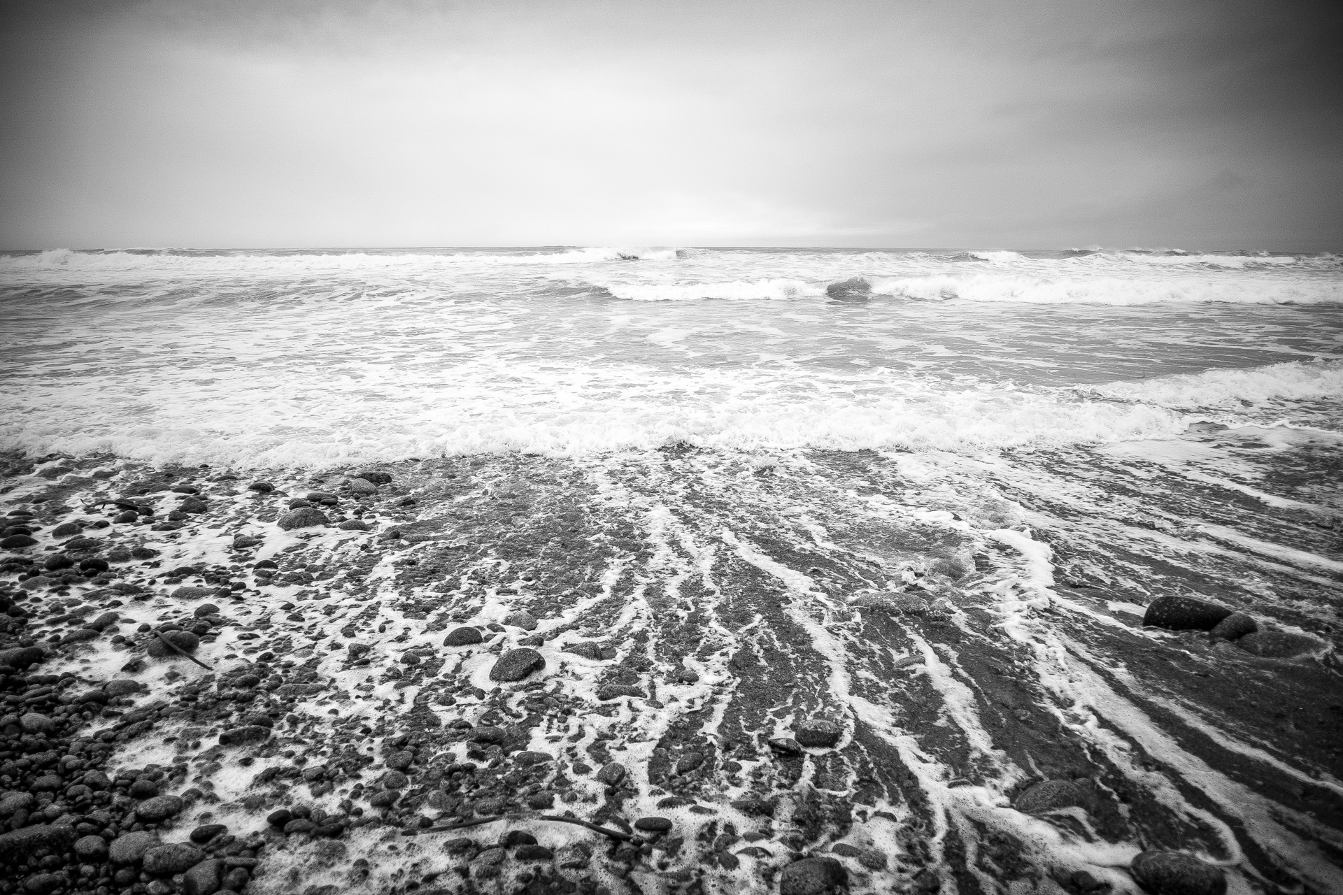 Pebble Beach California Ocean