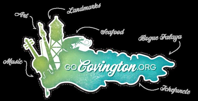 GoCovington.org diagram logo