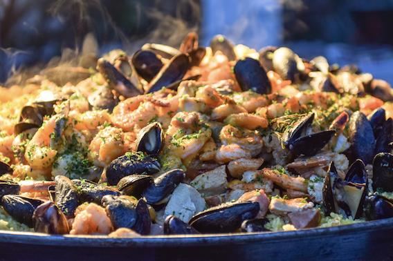 paella best caterers san antonio