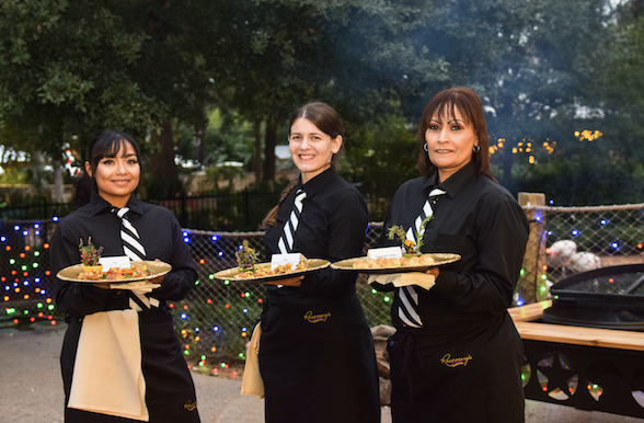 best caterers texas hors d'oeuvres