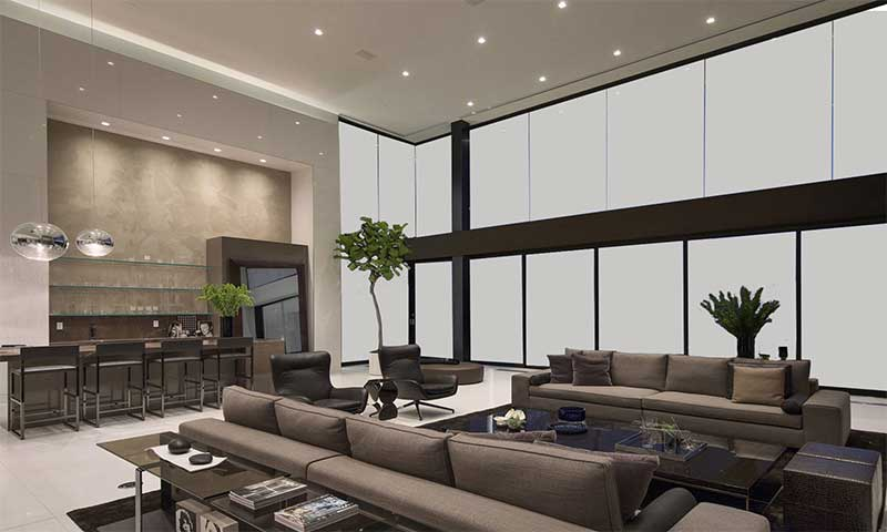 Smart Glass Windows