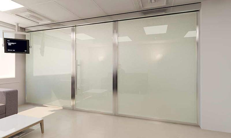 smart glass soundproof