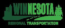 Winnesota Regional Transportation Logo