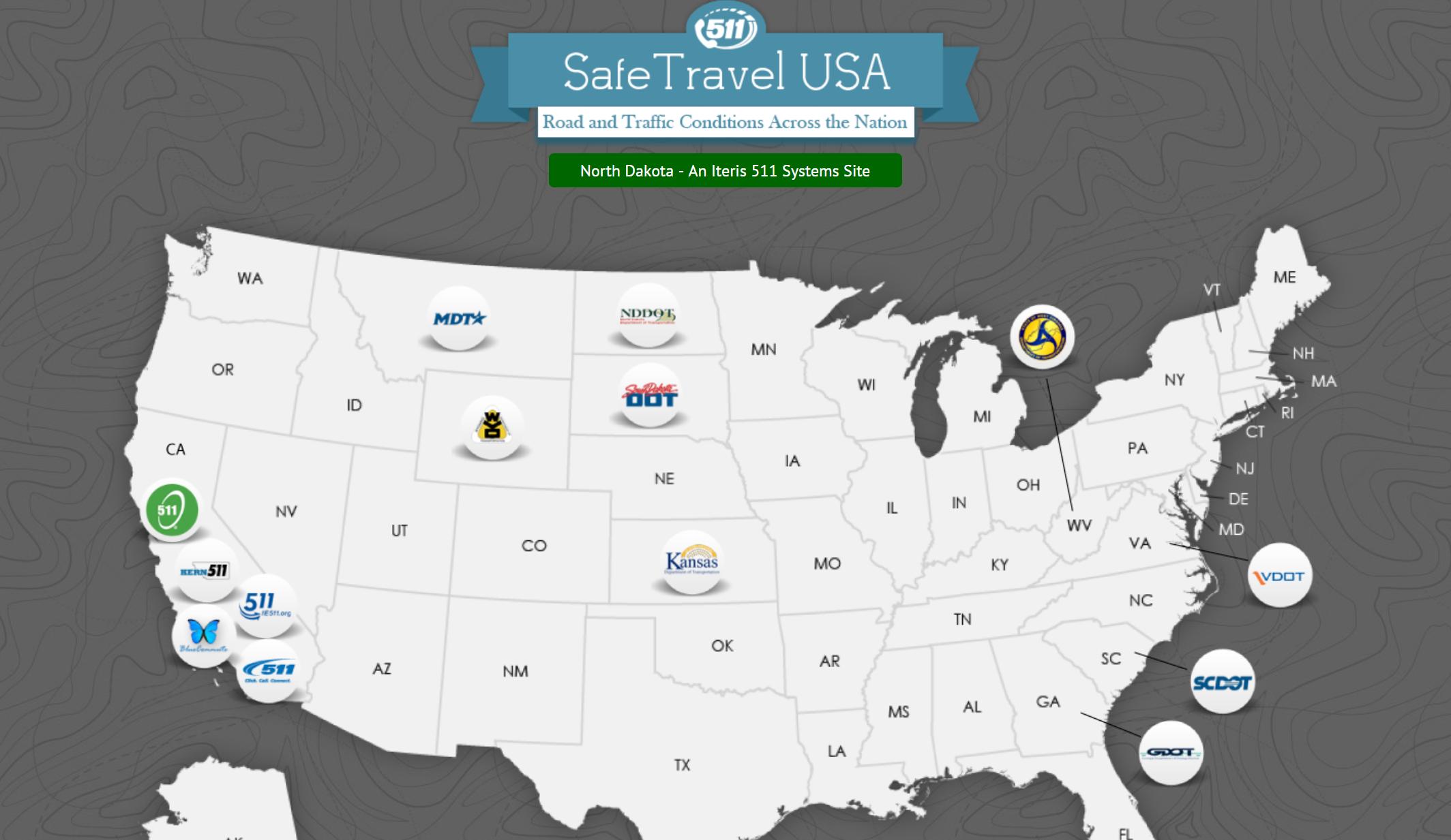 safe travel usa