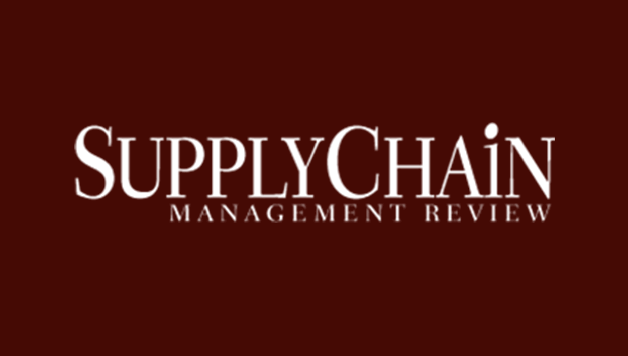 Supply Chain Management Review Logo