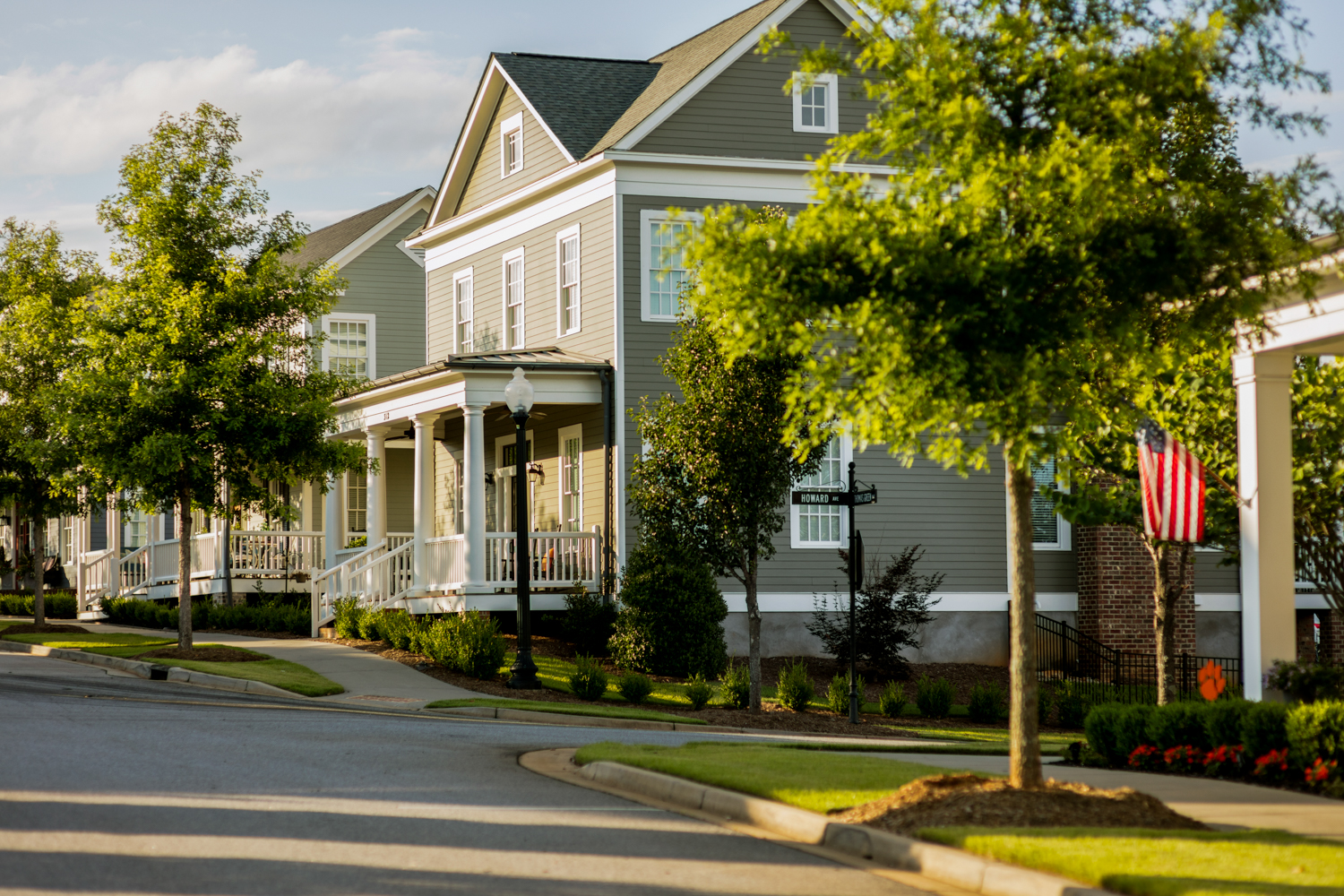 Traditional Southern Living at Patrick Square