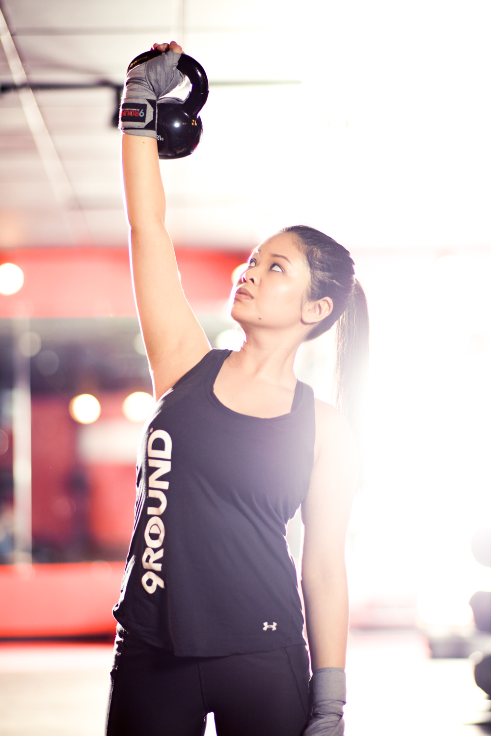 9Round Fitness Social Media Ad Campaign