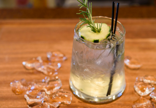 Cucumber Rosemary Cool Down
