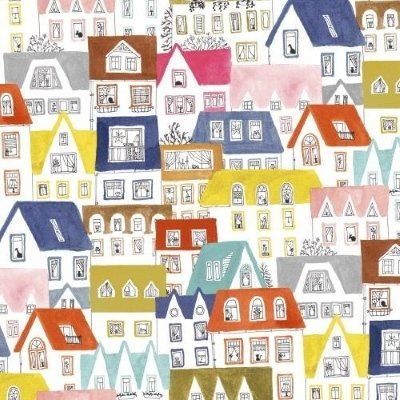 Windham Fabrics - Paint the Town - Organic cotton