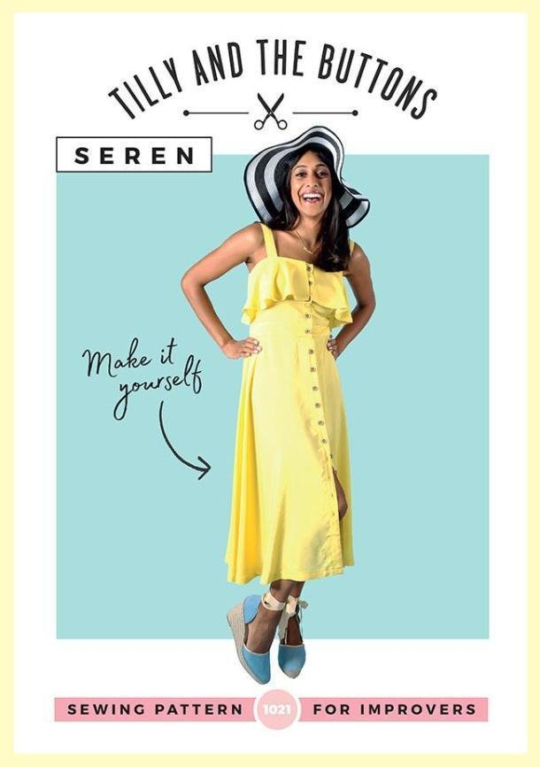 Tilly and the Seren dress