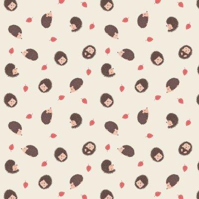 Hedgehog fabric