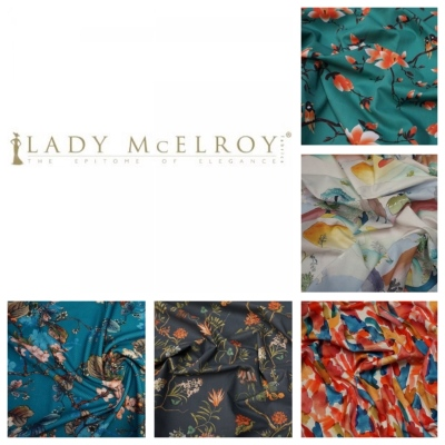 Lady McElroy Fabrics