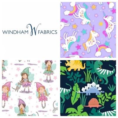 Windham Fabrics - Cubby Bear